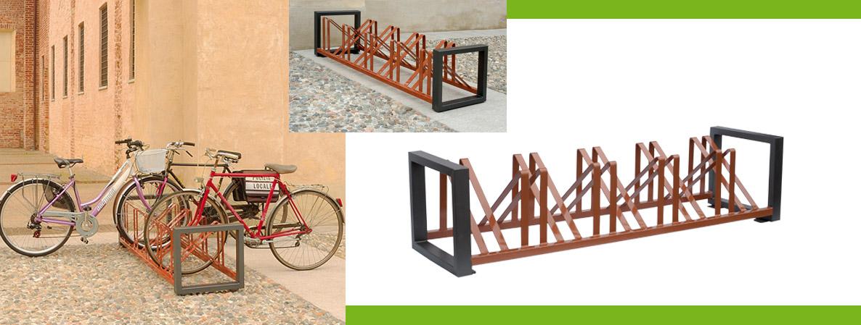 Porta biciclette Titta Bike