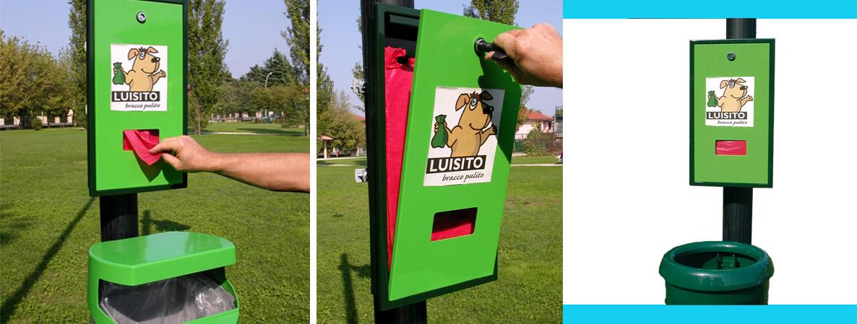 LUISITO JUNIOR BAGS DISTRIBUTOR